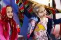Мой платок - моё украшение, ношу я его с большим умилением!. Детский музей. Полоцк. 2017.