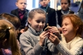 Дерево-один из материалов для создания куклы. Детский музей. г. Полоцк, 2017 г.